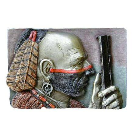 Woodlands Warrior Novelty Belt - Woodland Warrior