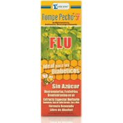 Rompe Pecho SF Cough & Flu Syrup 6 oz (Pack of 3)