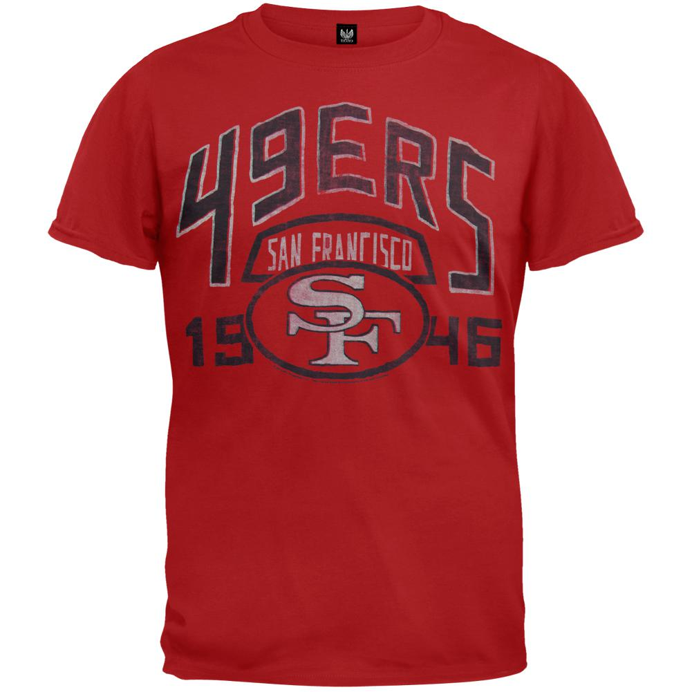 San Francisco 49ers - Kick-Off Soft T-Shirt