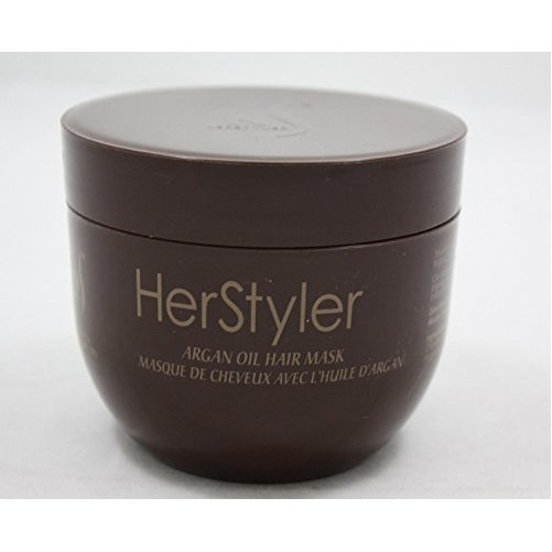 HerStyler Argan Oil Hair Mask 17 fl.oz / 17 ml - Walmart.com