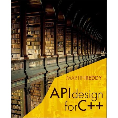 API Design for C++ - eBook (C Api Design Best Practices)