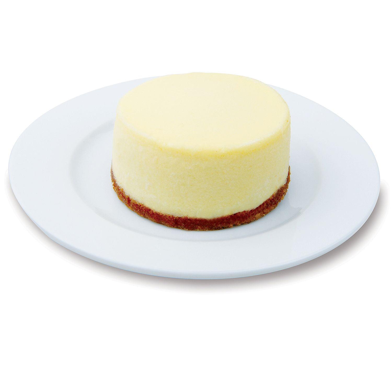 Galaxy Desserts New York Cheesecake (4 oz. cake, 24 ct.) by
