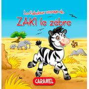 Zaki le zèbre - eBook