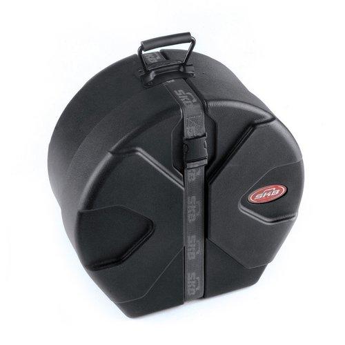"SKB SKBD6514 Molded 6.5""x14"" Snare Drum Case w/ Padded Interior"