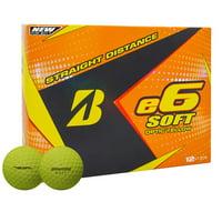 Golf Balls Yellow Bridgestone