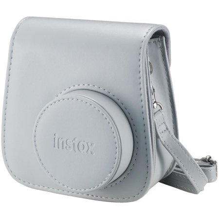 Fujifilm Groovy Camera Case for Instax Mini 9, Smokey White (Fuji Digital Camera Case)