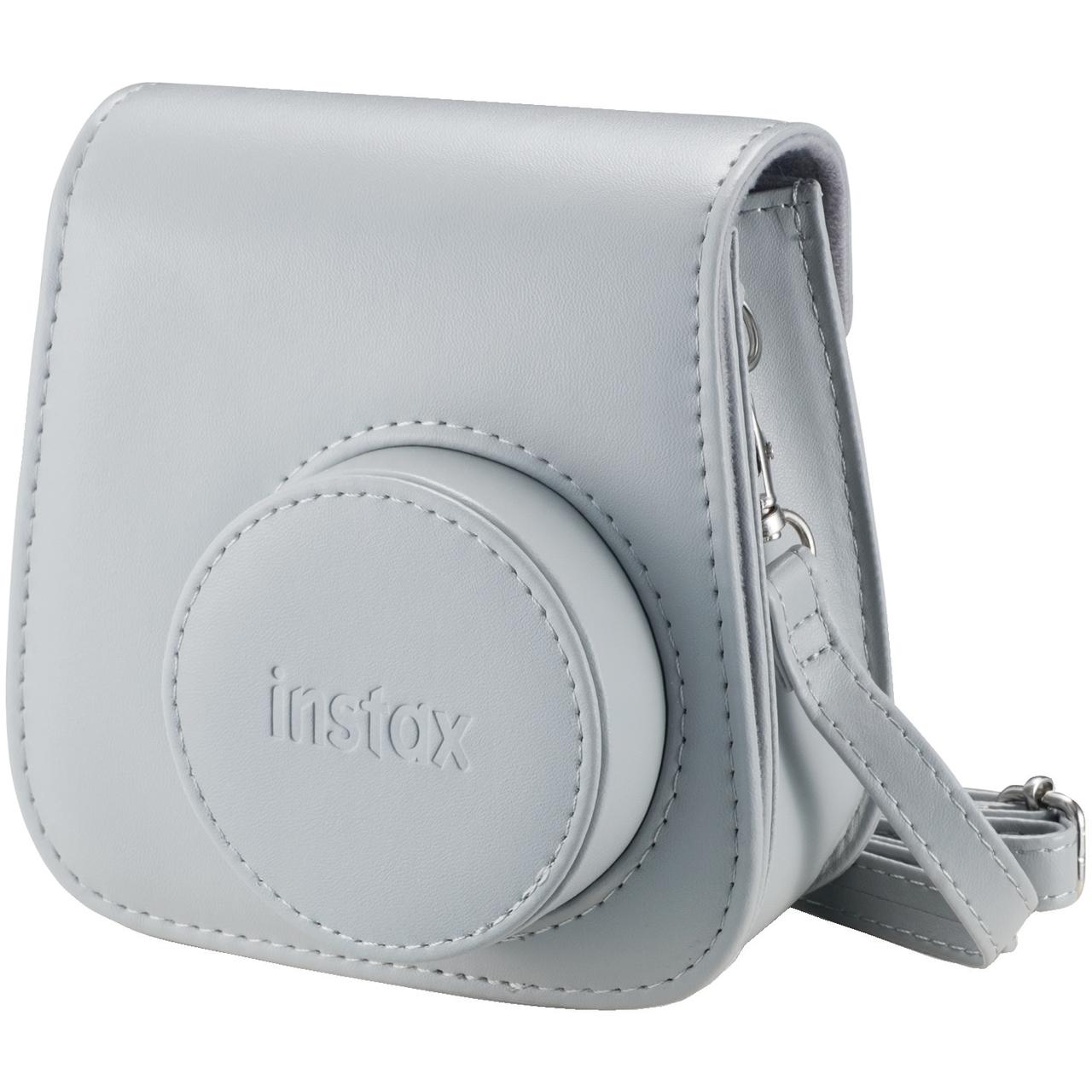 Fujifilm Groovy Camera Case for Instax Mini 9, Smokey White