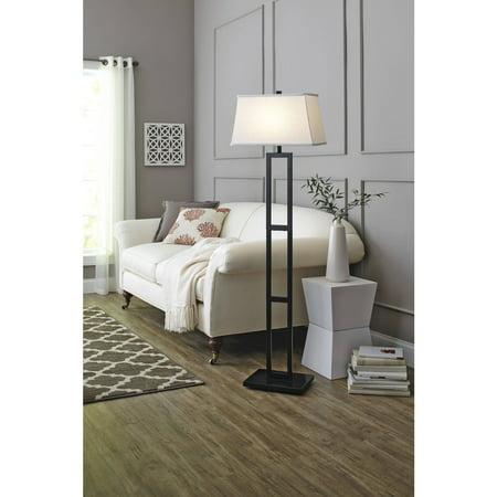better homes and gardens open work floor lamp