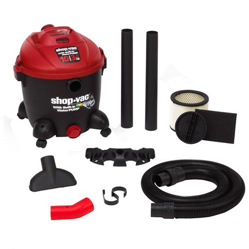 Shop-Vac  Pump Vacuum, 10 Gallon