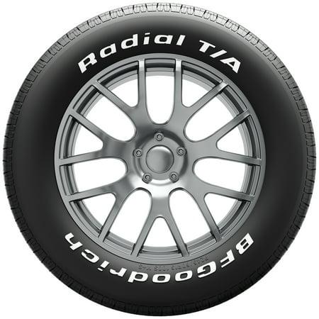 - BFGoodrich Radial T/A Performance All-Season Tire P205/60R15 90S