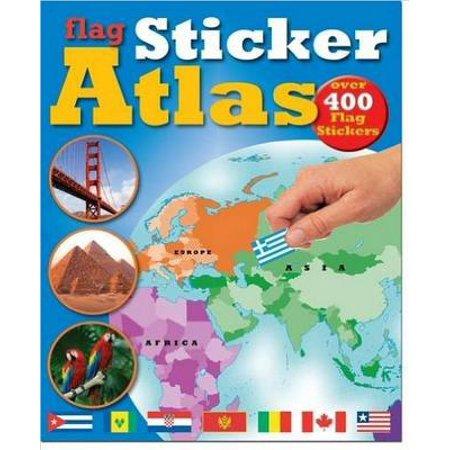 Flag Sticker Atlas - Sticker Atlas