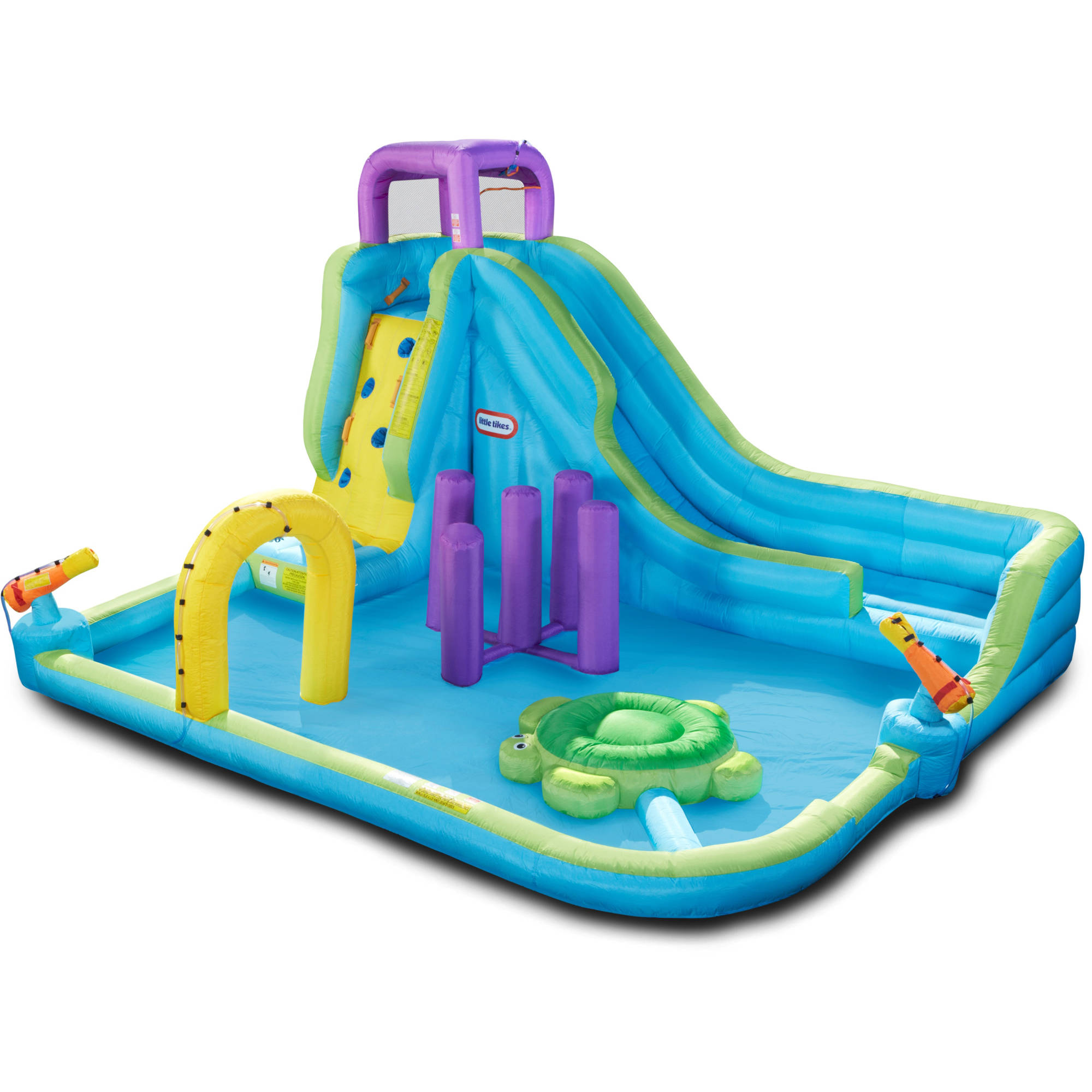 Little Tikes Obstacle Course Waterslide