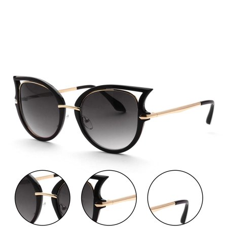 MLC Eyewear Sexy Elegant Womens Cateye Sunglasses (Sexy Sunglasses)