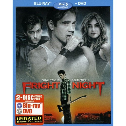 Fright Night (Blu-ray + DVD) (Widescreen)