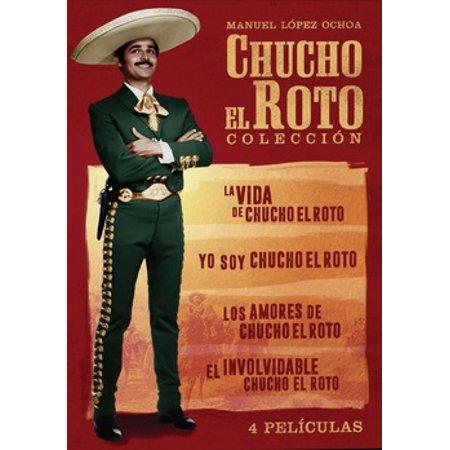 Chucho El Roto Coleccion: R Peliculas (DVD)