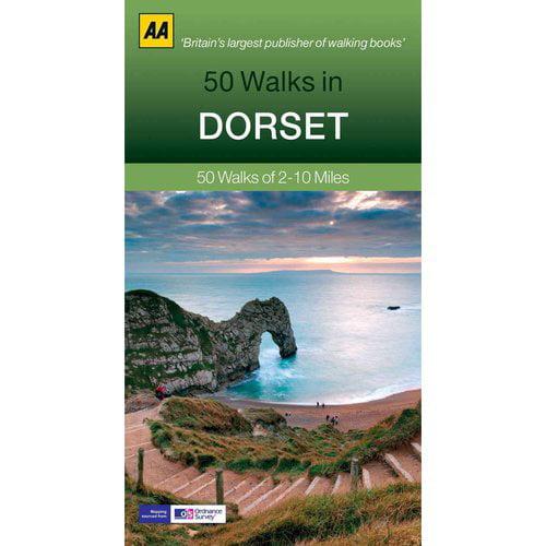 50 Walks in Dorset: 50 Walks of 2-10 Miles