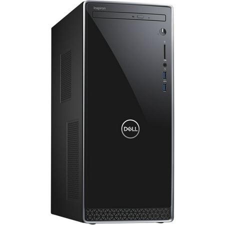 Inspiron 9100 Series (Dell Inspiron 3000 Series Desktop, Intel 6-Core i5-8400 Upto 4.0GHz, 16GB DDR4, 1TB SSD, DVD-RW, HDMI, VGA, 5-in-1 Card Reader, 6x USB, Wifi, Bluetooth, Windows 10 Professional 64Bit )
