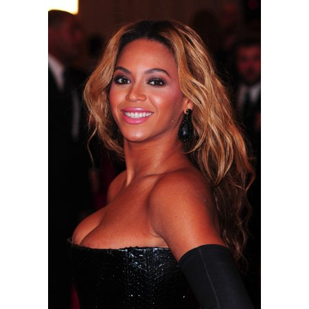 Ce Knowles At Arrivals For Punk Chaos To Couture - Metropolitan Museum Of ArtS 2013 Costume Institute Gala Benefit - Part 5 Stretched Canvas -  (16 x 20)