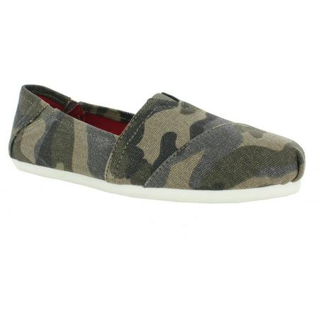 Camo Slip On Shoes Walmart