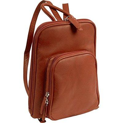 osgoode marley cashmere small organizer backpack (brandy)