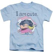 Electric Company I Am Cute Little Boys Shirt