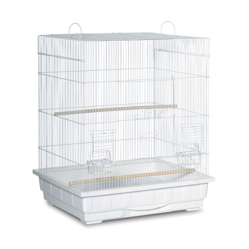 Prevue Hendryx Square Top Parakeet  Bird Cage
