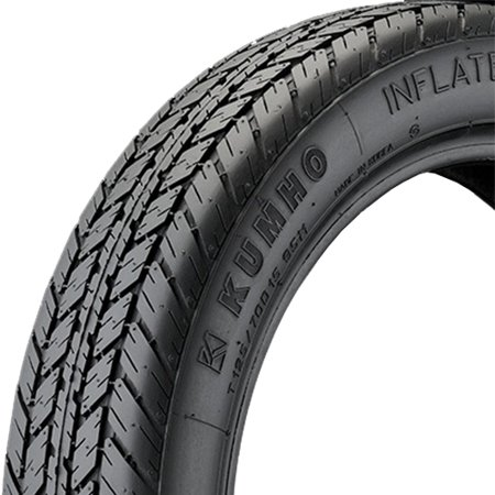 - Kumho Spare Tire T121 125/8016 97M B (4 Ply) BW