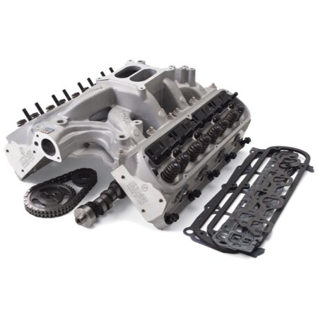 Edelbrock Top End Kit for S/B Ford 351W - 460+ HP w/ RPM Xtreme Heads and  Roller Camshaft