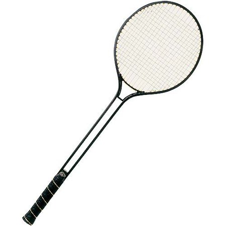 Aluminum Double Shaft Badminton Racket, Length: 26in By Champion