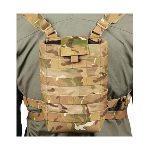 BlackHawk STRIKE MOLLE System ASIP Radio Pack/Pouch, MultiCam,