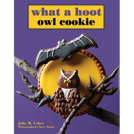 What a Hoot Owl Cookie - eBook