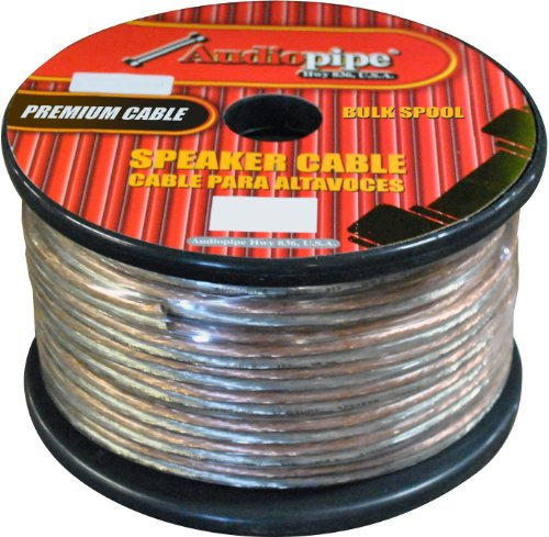 Nippon CABLE10100CL 10 Gauge Speaker Cable 100ft