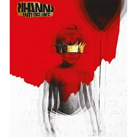 Rihanna - Anti (Explicit) (Deluxe Edition) (CD) (The Best Of Rihanna Cd)
