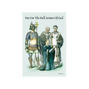 """Put On The Full Armor of God"" Print (Unframed Paper Poster Giclee 20x29)"