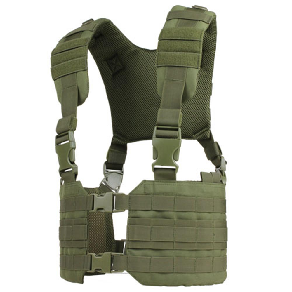 Condor Outdoor Ronin Chest Rig Color- Od Green