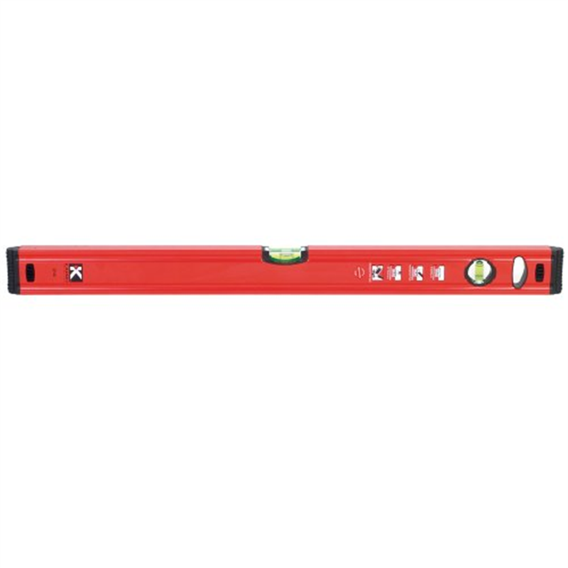 "Kapro 779-40-30 Spirit Quality Box Level, 0.0005 in/in Accuracy, 12"" Length x 2"" Height"