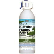 Outdoor Spray Fabric Paint 13.3oz-Olive