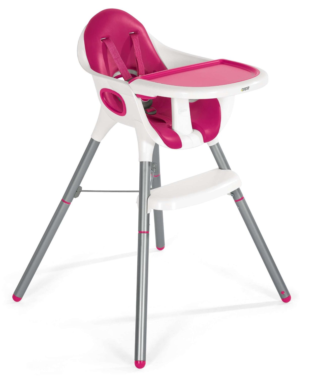 Mamas U0026 Papas Juice High Chair (Pink)