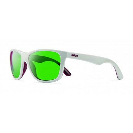 c01392610cd9a Revo - Revo Eyewear Sunglasses Otis Gray with Green Water Polarized Lenses  - Walmart.com