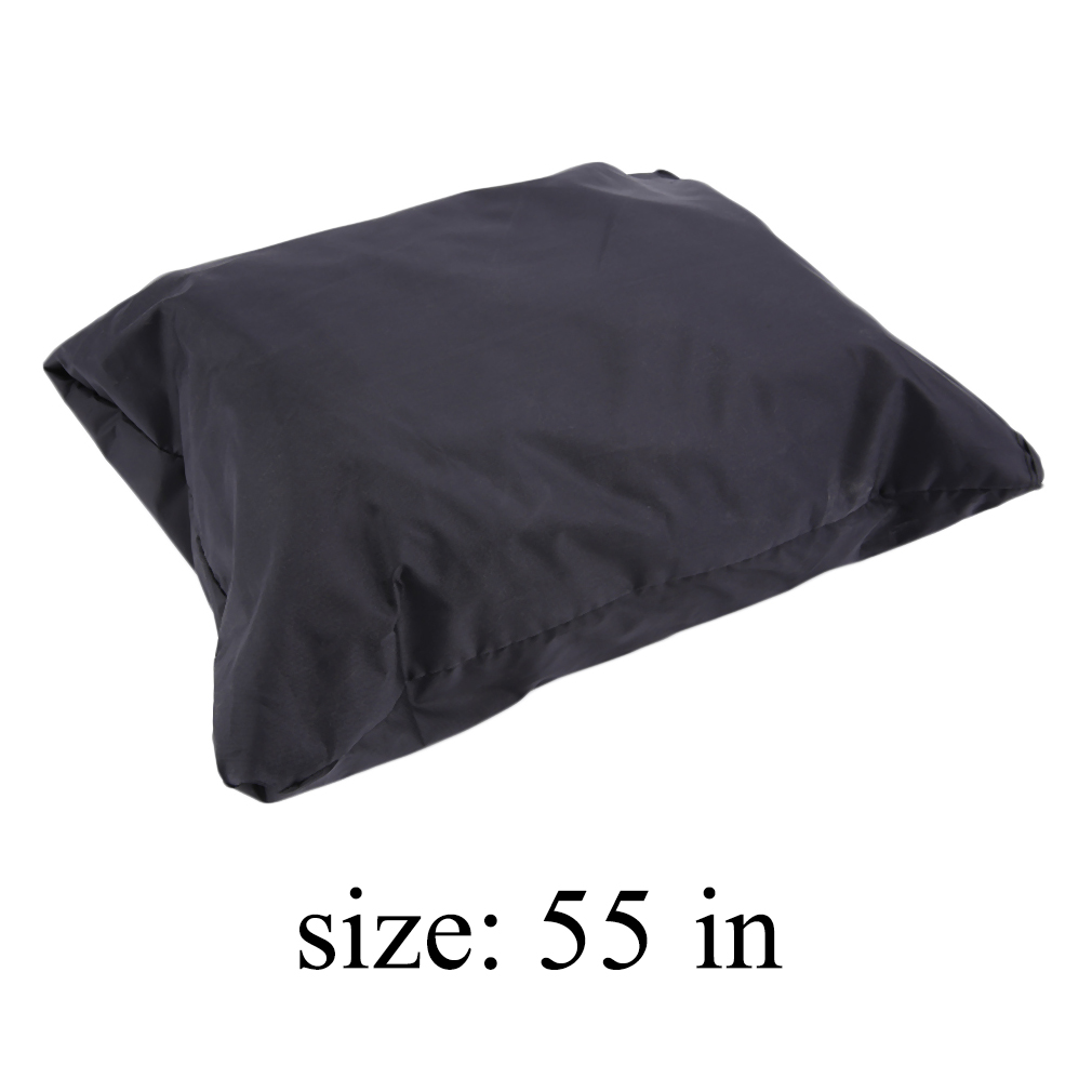 Click here to buy 55 54 inch Lawn Tractor Mower Cover Weather Water Resistant Anti-UV Cover.