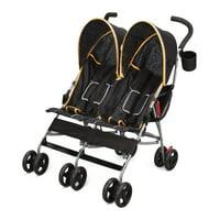Delta Children LX Side by Side Double Stroller