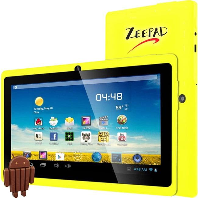 Zeepad 7drk-q 4 Gb Tablet - 7\