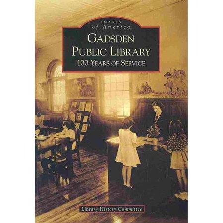 Gadsden Public Library  100 Years Of Service