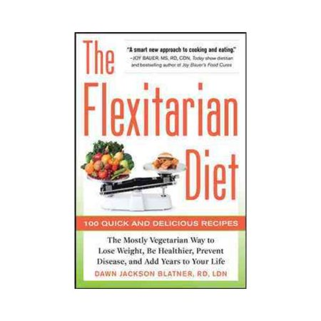 The Flexitarian Diet: The Mostly Vegetarian Way to Lose Weight, Be Healthier, Prevent Disease, and Add Years to Your Life Lose weight, increase energy, and boost your immunity-without giving up meat  With her flexible mix-and-match plans, Dawn Jackson Blatner gives us a smart new approach to cooking and eating.  -Joy Bauer, M.S, RD, CDN,  Today  show dietitian and bestselling author of  Joy Bauer's Food Cures   The Flexitarian Diet  is a fresh approach to eating that's balanced, smart, and completely do-able.  -Ellie Krieger, host of Food Network's  Healthy Appetite  and author of  The Food You Crave   Offers a comprehensive, simple-to-follow approach to flexitarian eating-the most modern, adaptable, delicious way to eat out there.  -Frances Largeman-Roth, RD, senior food and nutrition editor of  Health  magazine  It's about time someone told consumers interested in taking control of their weight and health how to get the benefits of a vegetarian lifestyle without having to cut meat completely out of their life. -Byrd Schas, senior health producer, New Media, Lifetime Entertainment Services Introducing the flexible way to eat healthy, slim down, and feel great  Flexitarianism  is the hot new term for healthy dieting that minimizes meat without excluding it altogether. This ingenious plan from a high-profile nutritionist shows you how to use  flexfoods  to get the necessary protein and nutrients-with just a little meat for those who crave it. As the name implies, it's all about flexibility, giving you a range of options: flexible meal plans, meat-substitute recipes, and weight loss tips. Plus: it's a great way to introduce the benefits of vegetarianism into your family's lifestyle. Enjoy these Five Flex Food Groups: Flex Food Group One: Meat Alternatives (Beans, peas, lentils, nuts, and seeds; Vegetarian versions of meats; Tofu; Eggs) Flex Food Group Two: Vegetables and Fruits Flex Food Group Three: Grains (Barley, corn, millet, oat, quinoa, rice, wheat, pasta) Flex 