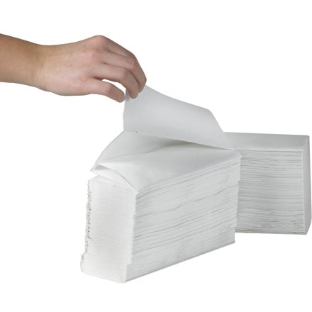 TTWMTS White Janitorial Supplies Scott Surpass Multi-Fold Towels Made In USA CASE OF 20