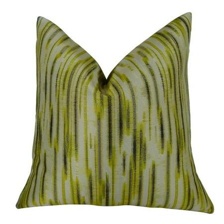 "Plutus Pinceaux Handmade Throw Pillow, (12"" x 20"") - image 2 de 2"