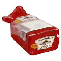 The Essential Baking Company Deli Slice Classic White Gluten-Free Bread, 10 oz