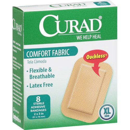 Medline Industries Curad  Bandages, 8 ea