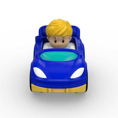 Little People Wheelies Race Car