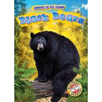 Animals of the Forest: Black Bears (Hardcover)